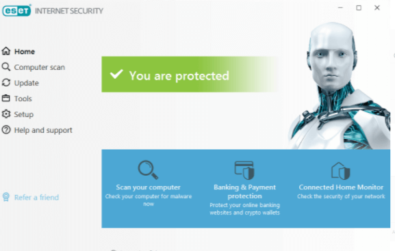 ESET Internet Security 2020