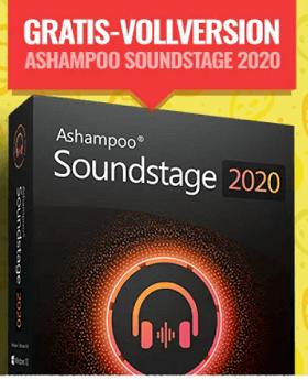 ashampoo soundstage 2020 -boxshot