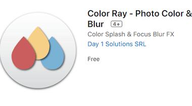 Color ray mac app