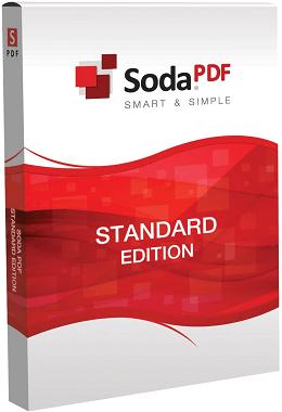 Soda PDF Standard Edition Box Shot