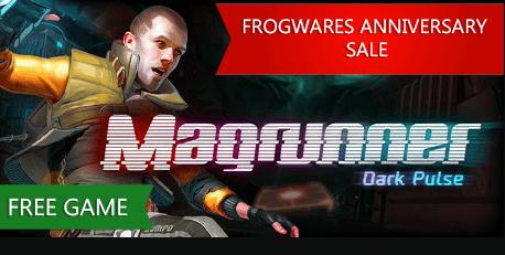 Magrunner-Dark Pulse