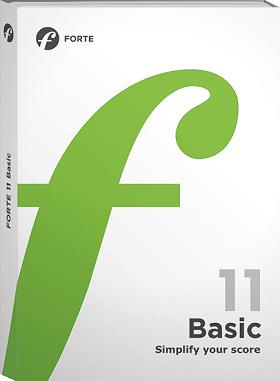 FORTE 11 Basic