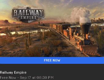Railway Empire Free Now