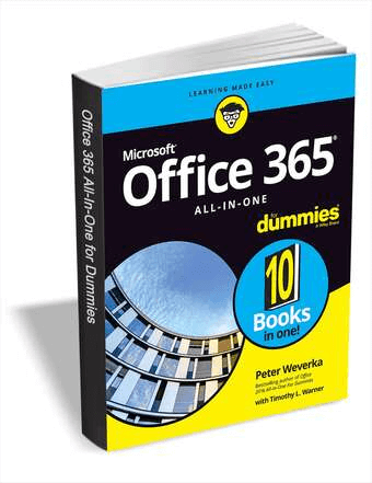 Office 365 All-in-One For Dummies eBook