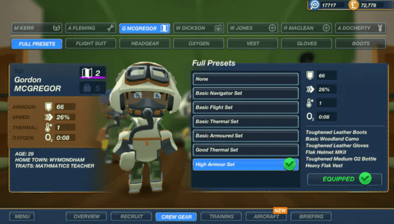 bomber crew game