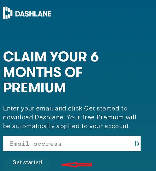 Dashlane Premium Giveaway