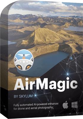 Skylum AirMagic Box Shot