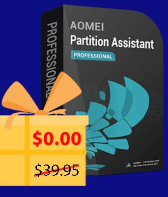 Aomei Partition Assistant Pro Box Shot