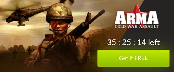 ARMA: Cold War Assault Giveaway