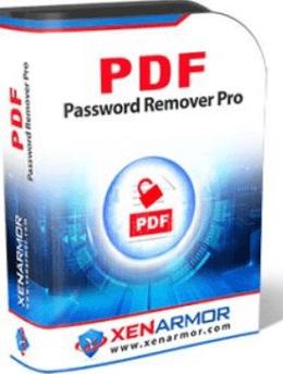 PDF Password Remover Pro by XenArmor - Box Shot