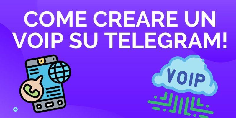 voip su telegram
