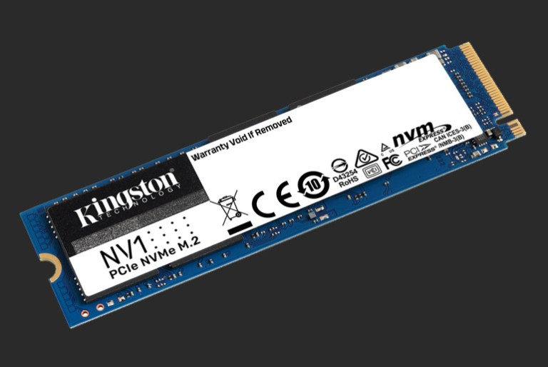 Kingston NV1 NVM3 PCIe SSD Price Philippines
