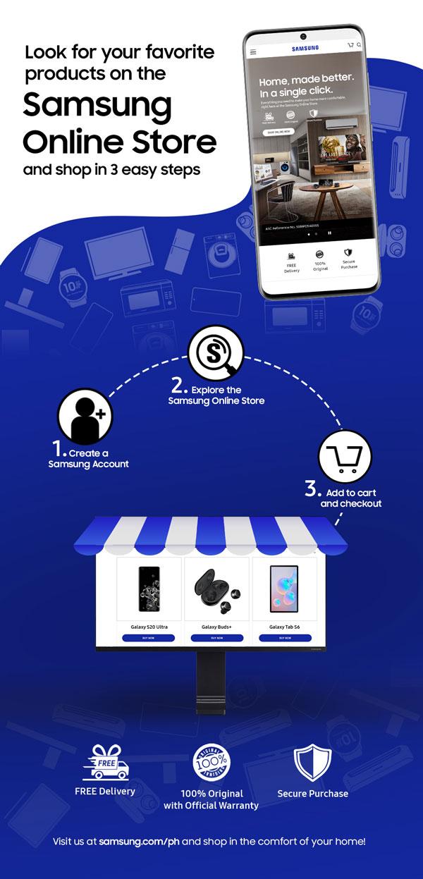 Samsung Online Store Philippines