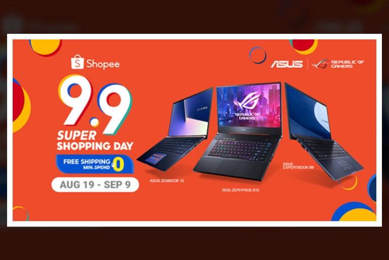 ASUS ROG Shopee 9.9 Sale