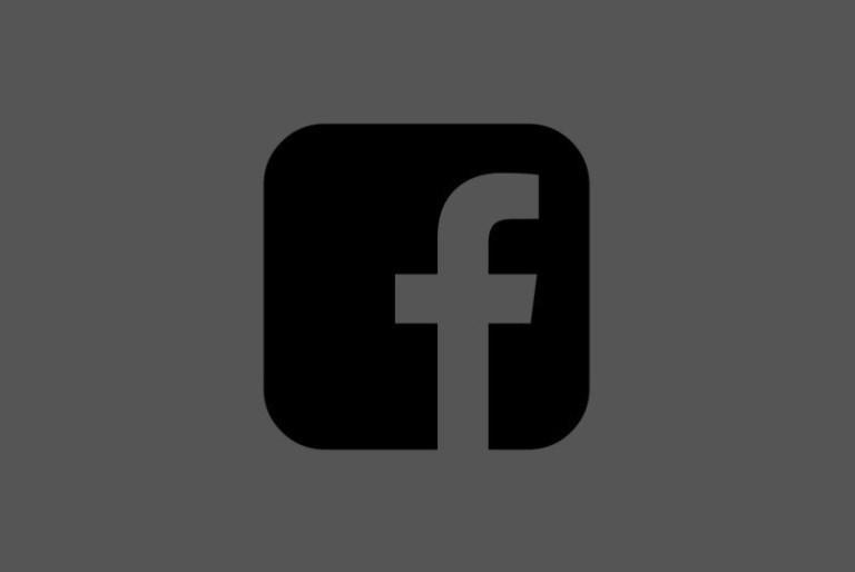 How to turn on dark mode on Facebook mobile app