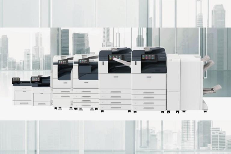 Fuji Xerox ApeosPort Series Philippines