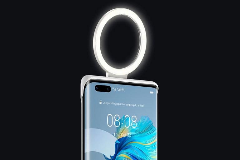 Huawei Mate 40 Pro Ring Light