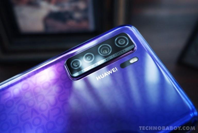 Huawei Nova 7 SE 5G Top Features