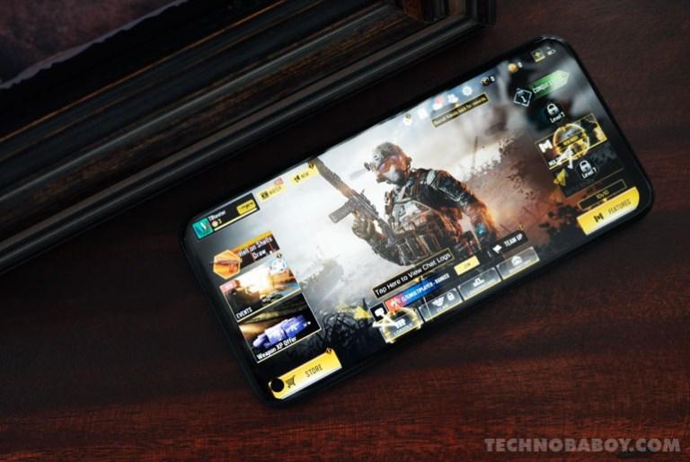 Huawei Nova 7i gaming Philippines