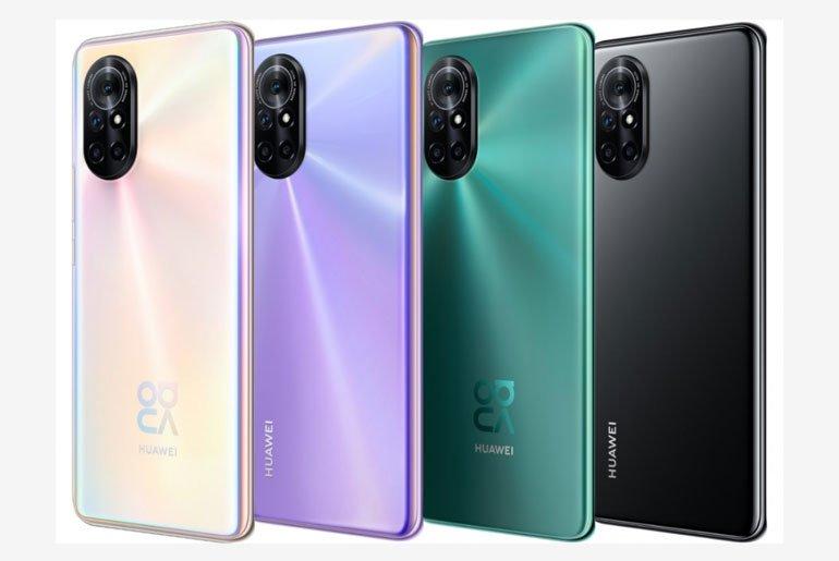 Huawei nova 8, nova 8 Pro Specs Price
