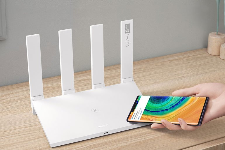 Huawei WiFi 6+ AX3 Router Philippines