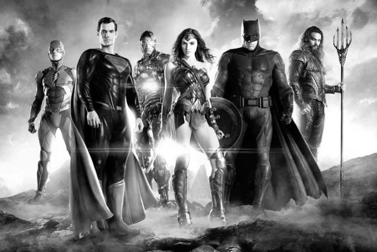 Justice League Snyder Cut HBO GO