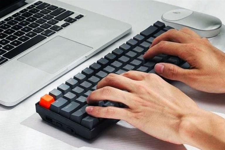 Keychron K6 RGB Mechanical Keyboard