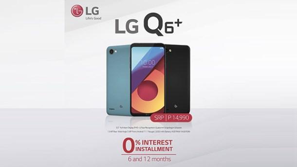 lg q6+ philippines