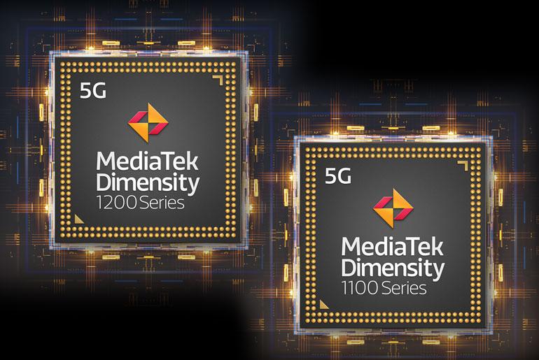 MediaTek announces 5G capable 6nm Dimensity 1200 & Dimensity 1100