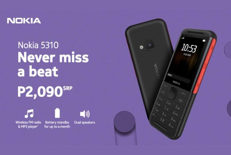 Nokia 5310 Price Philippines