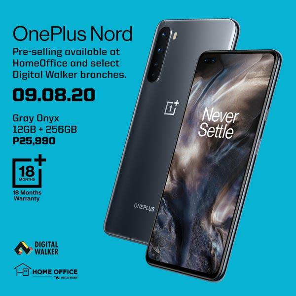 Oneplus Nord 5G Digital Walker Philippines