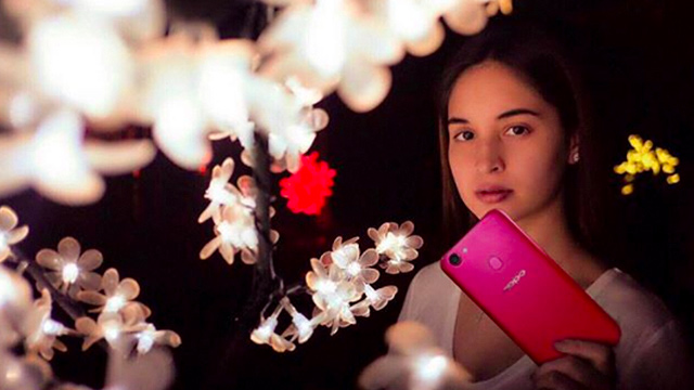 oppo f5 red philippines