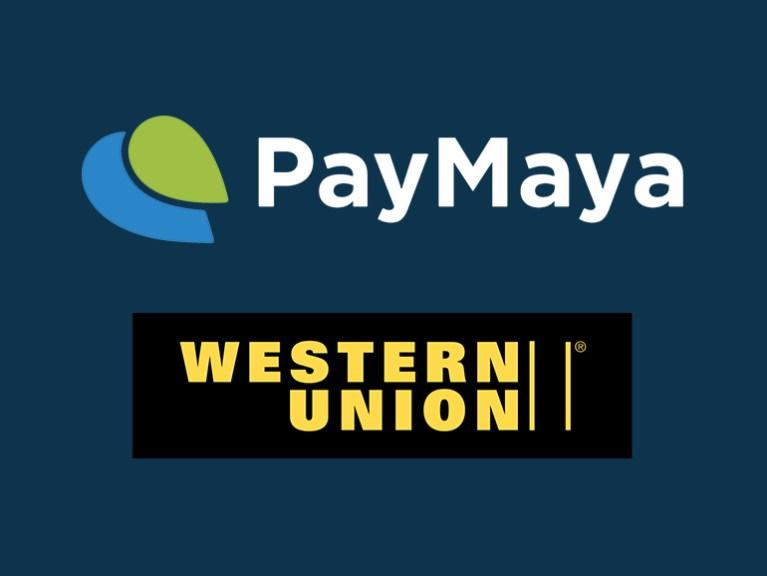 paymaya western union