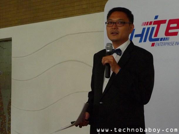 Francis Karamihan, Product Manager of Philteq Enterprise, Inc.