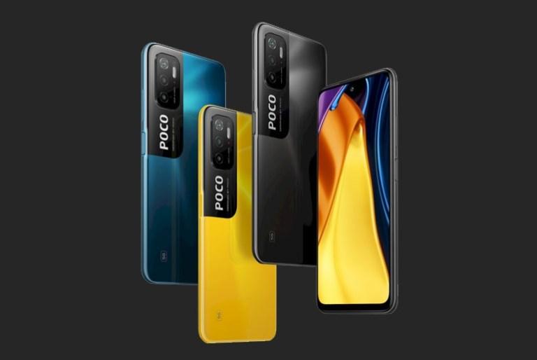 POCO M3 Pro 5G specs