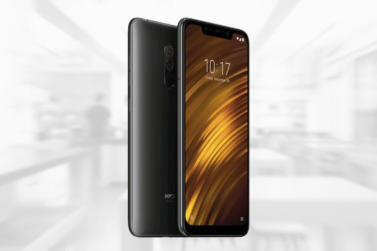 Pocophone F1 Android 10 Update