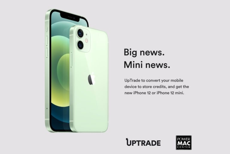 Power Mac Center iPhone trade in program