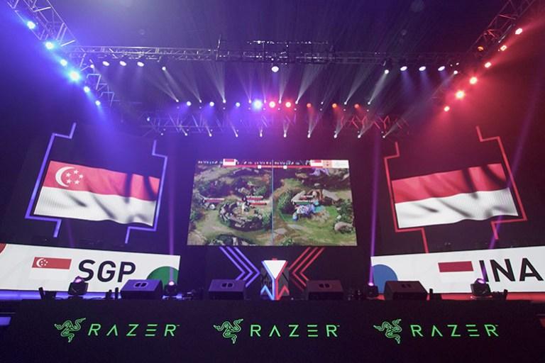 Razer 2019 SEA Games Esports