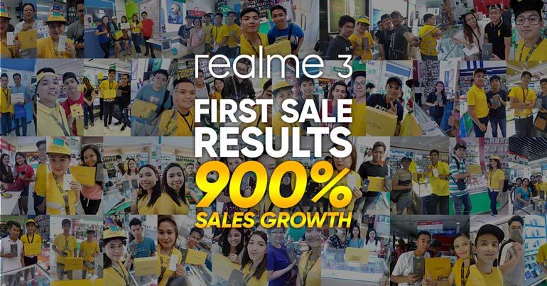 Realme 3 Philippines