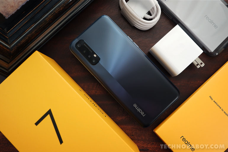 realme 7 hands on review philippines