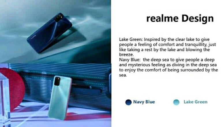 realme C17 Specs Leak
