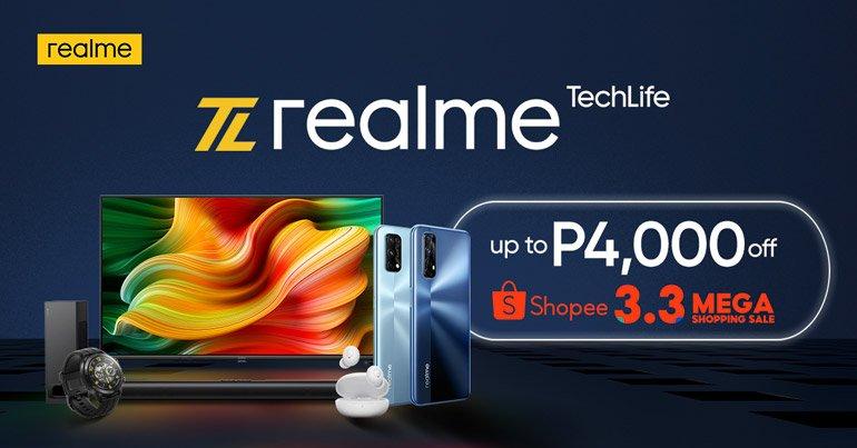 realme TechLife