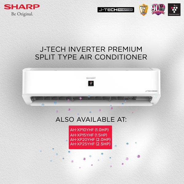 Sharp Inverter Air Conditioners
