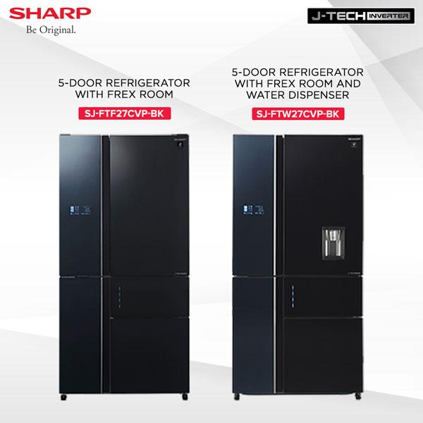 Sharp Inverter Refrigerators