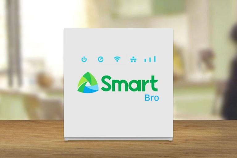 Smart Bro PLDT Home Prepaid WiFi