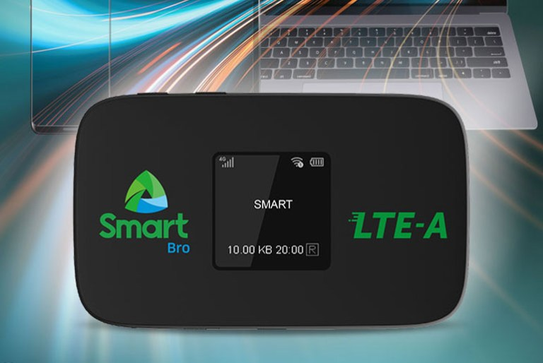Smart LTE-A Pocket Wifi