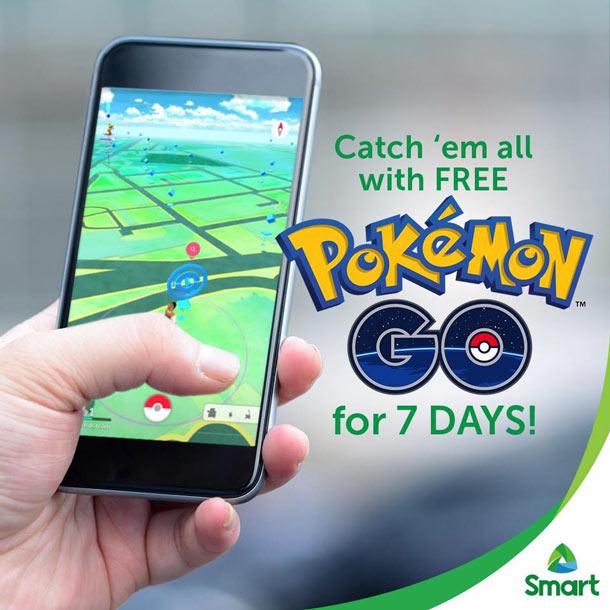 smart pokemon go philippines