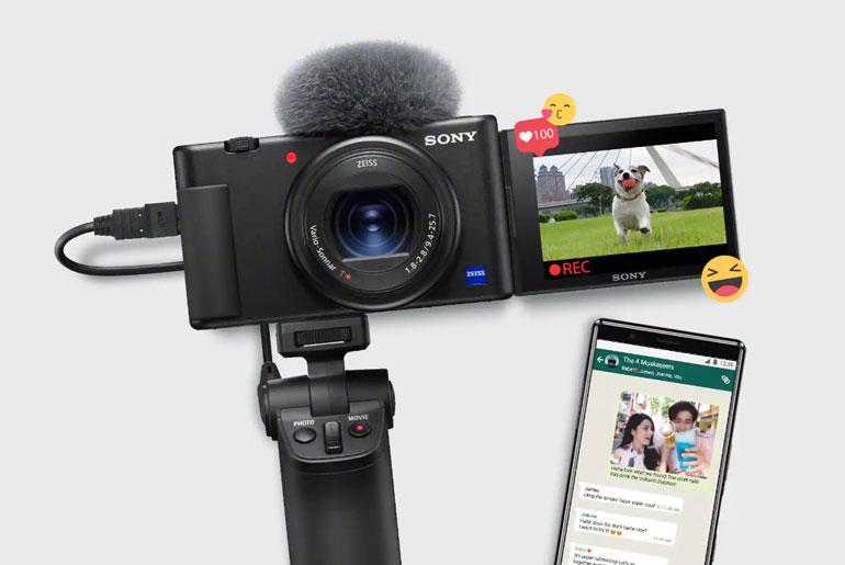 Sony Digital Camera ZV 1