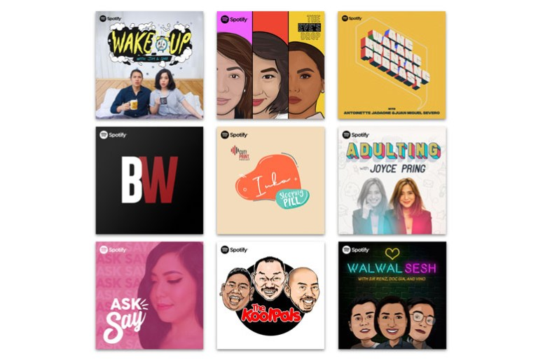 spotify podcasts philippines