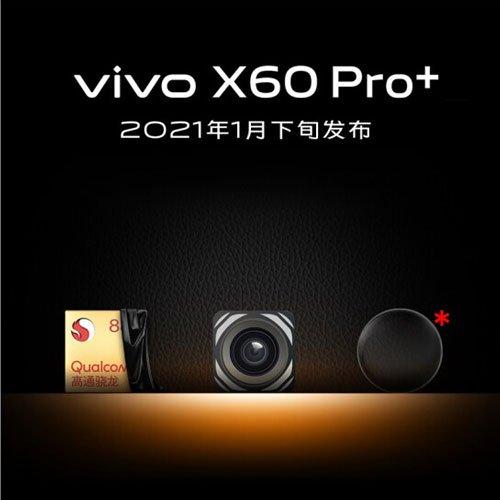 vivo X60 Pro+ launch date